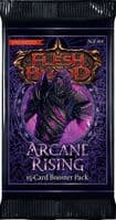 Flesh and Blood: Arcane Rising Unlimited Booster Pack | Black Star Games | UK